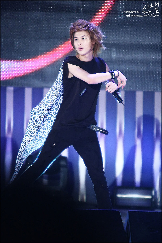 Taemins Hot Lucifer Moves  Forevershinees Blog-2396